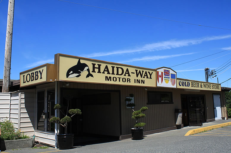 Haida Way Motor Inn Haida Way Motor Inn