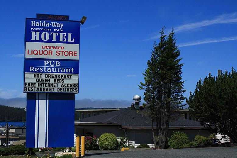 Photo Gallery Haida Way Motor Inn