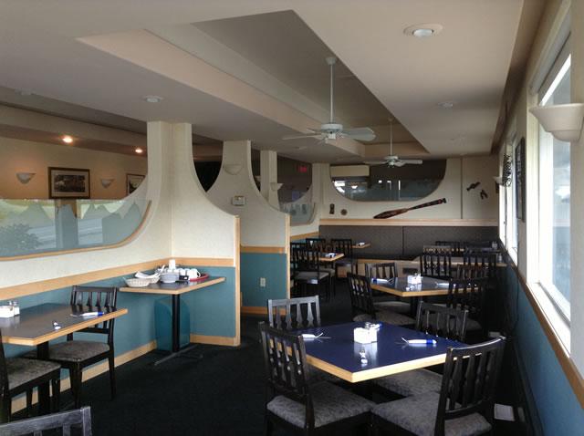 Port McNeill Hotel Dining