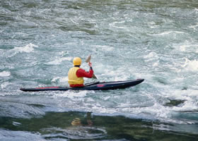 Kayaking Tours & Lessons